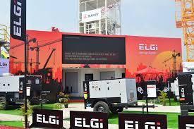 Thương hiệu máy nén khí trục vít ELGI tầm nhìn phát triển